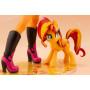 Kotobukiya My Little Pony Bishoujo - Sunset Shimmer - Mon Petit Poney 1/7