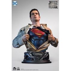 INFINITY STUDIO - Superman Justice League - Buste 1/1 - DC Comics