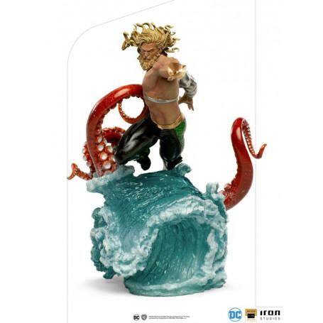 Iron Studios - Aquaman Comics - Deluxe Art Scale 1/10