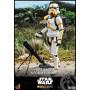 Hot Toys MMS Star Wars The Mandalorian - Artillery Stormtrooper