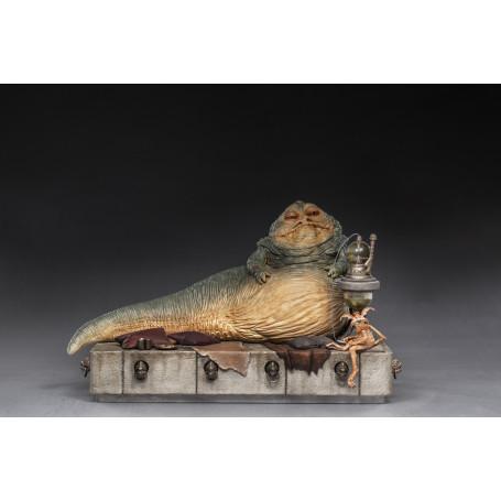 IRON STUDIOS - Jabba the Hutt Deluxe Art Scale 1/10 - Star Wars