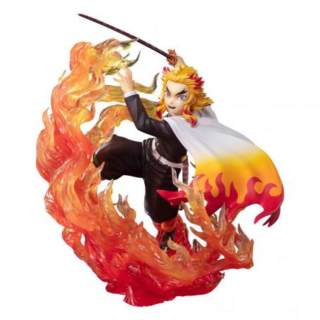 "Tamashii - Demon Slayer - Kyojuro Rengoku ""Flame Breathing"" - SHF 0 - FIGUARTS"