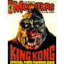 Neca - Ultimate KING KONG ILLUSTRATED 1/12