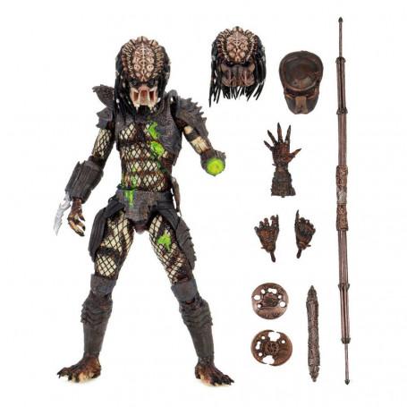 Neca Predator 2 Figurine Ultimate Battle-Damaged City Hunter