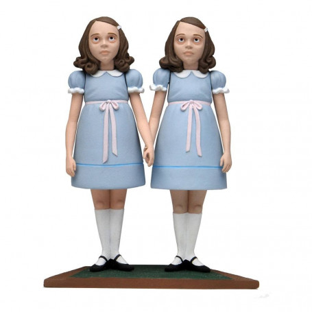 Neca - Toony Terrors - Pack The Grady Twins - The Shinning