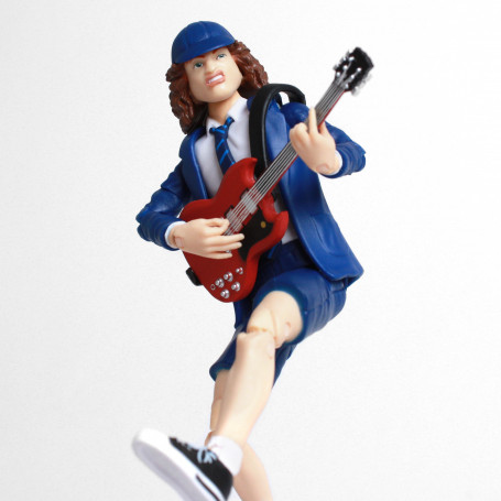 The loyal subjects - ANGUS YOUNG - AC/DC figurine BST AXN