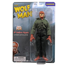Mego - Child's Play - Universal Monsters - Wolfman