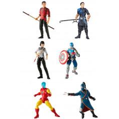Marvel Legends - Mr Hyde Build a figure Wave - Serie complete de 6 figurines