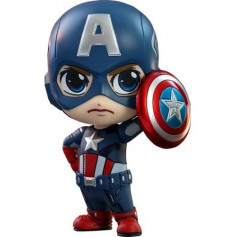 Hot Toys - Captain America (The Avengers Version) - Cosbaby - 9cm
