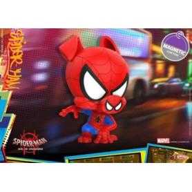 Hot Toys - Spider-Man into the Spiderverse - Spider Ham Cosbaby - Cosbaby - 9cm
