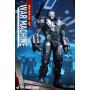 Hot Toys Iron Man 2 - Movie Masterpiece Die cast War Machine 1/6 Reedition