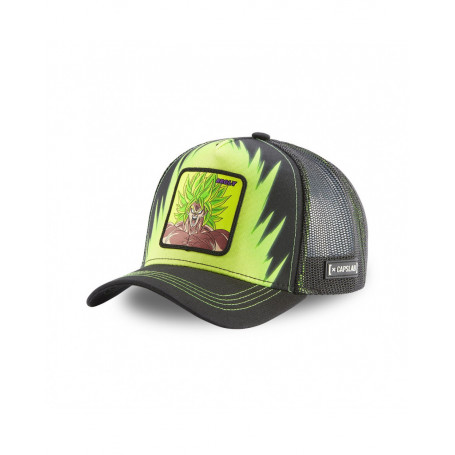 Capslab - Casquette Dragon Ball Super - Full Power Broly