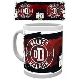 The Walking Dead - Tasse Walker Hunter Patch