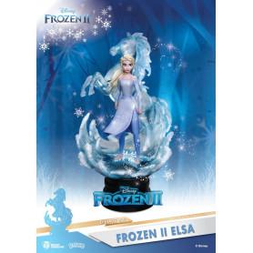 Beast Kingdom Disney Frozen 2 diorama ELSA - PVC D-Stage
