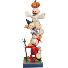Enesco Disney Traditions - Riri Fifi et Loulou Halloween
