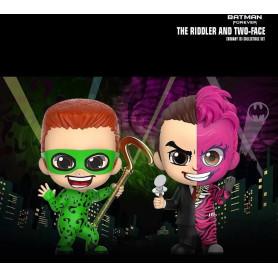 Hot Toys - Batman Forever - The Riddler & Two-Face
