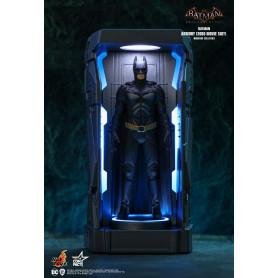 Hot toys - Batman Nolan (2008) Arkham Knight Armory Miniature Collectible