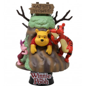 Beast Kingdom Disney diorama Winnie The Pooh - PVC D-Stage