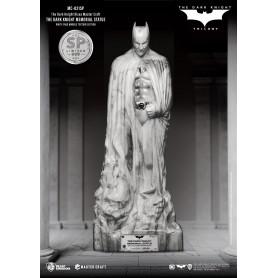 Beast Kingdom DC Comics - Master Craft Memorial Batman MARBLE Special Edition - The Dark Knight Rises