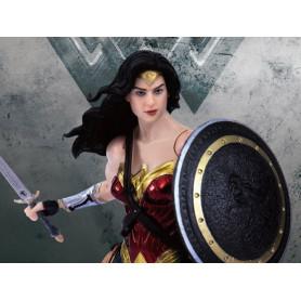Beast Kingdom - Wonder Woman Justice League - figurine Dynamic Action Heroes 1/9