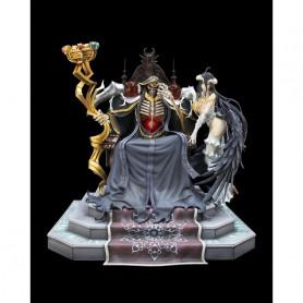 KADOKAWA - Overlord - Ainz Ooal Gown & Albedo 1/4 statue