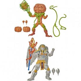 Hasbro - King Sphinx & Pumpkin Rapper - Power Rangers Lightning Collection