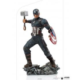 Iron Studios - Captain America Avengers Assemble! statuette 1/10 BDS Art Scale