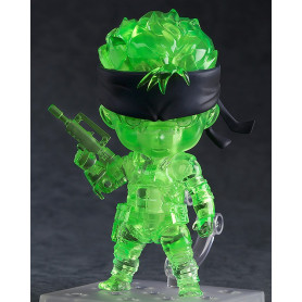 Good Smile Nendoroid - Solid Snake Stealth Camouflage Ver. - Metal Gear Solid