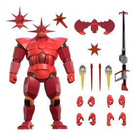 Super 7 - SilverHawks - Ultimate Armored Mon*Star