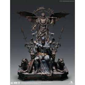 Queen Studios - DC Comics Batman on Throne 1:4 Scale Statue