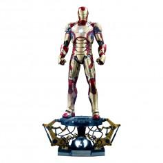 Hot Toys - Iron Man 3 figurine 1/4 Iron Man Mark XLII 42 Deluxe Ver. REEDITION