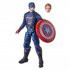 Marvel Legends - CAPTAIN AMERICA - FALCON AND THE WINTER SOLDIER