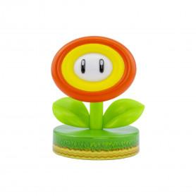 Paladone - Fire Flower Icon Light - Veilleuse Super Mario Bros Nintendo