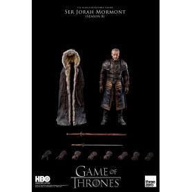 Three zero - Game of Thrones Figurine 1/6 Ser Jorah Mormont Saison 8