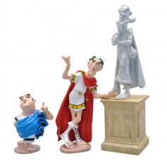 PixieFolies - Astérix et Obélix, Tu peux descendre de ton socle, Zérozérosix !