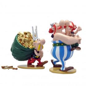 PixieFolies - Astérix et Obélix, Obélix et son cousin Amérix