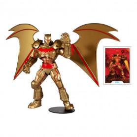 Mc Farlane - DC Multiverse - Hellbat Suit (Gold Edition) 1/12