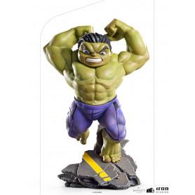 Iron Studios - Hulk - The Infinity Saga - Mini Co.Heroes PVC