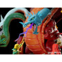 Iron Studios Dungeons & Dragons - statuette 1/20 Demi Art Scale Tiamat Battle