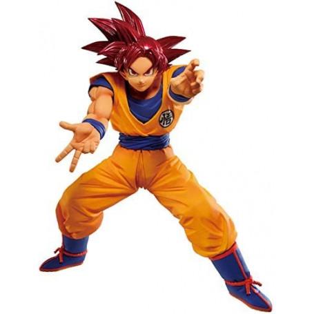 Banpresto Dragon Ball Super - Son Goku Super Saiyan God - Maximatic V