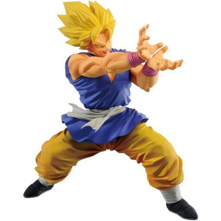 Banpresto Dragon Ball GT - Adult Son Goku SSJ Kamehameha