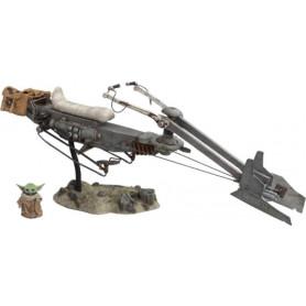 Hot Toys Star Wars The Mandalorian - Swoop Bike