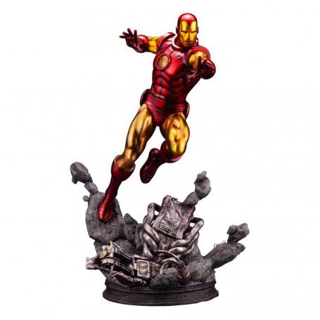 Kotobukiya Marvel Avengers Fine Art statue Iron Man 1/6