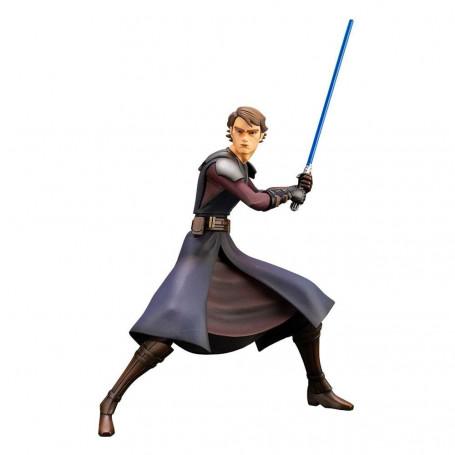 Star Wars - ARTFX+ kotobukiya - The Clone Wars Anakin Skywalker 1/10