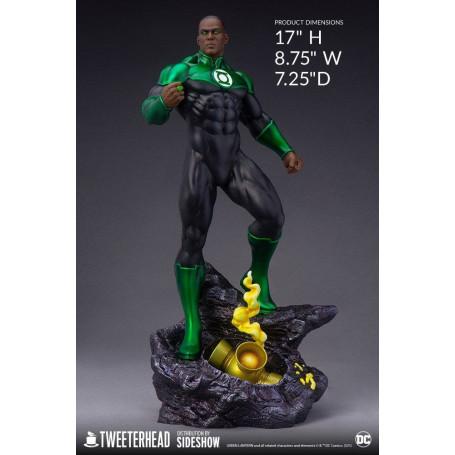 Tweeterhead DC Comics statue 1/6 John Stewart - Green Lantern