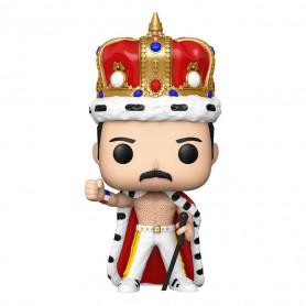 Funko POP! Rocks 184 - QUEEN - Freddie Mercury King