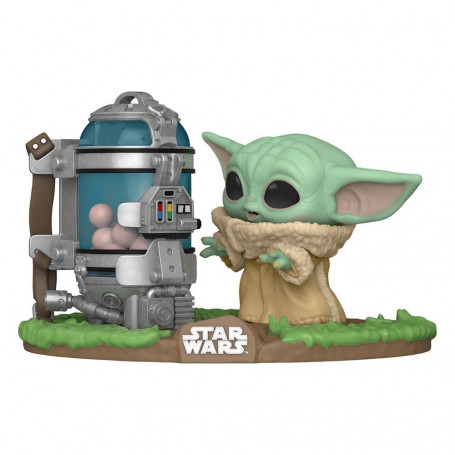 Funko POP! 407 Star Wars - The Child With Egg Canister Deluxe