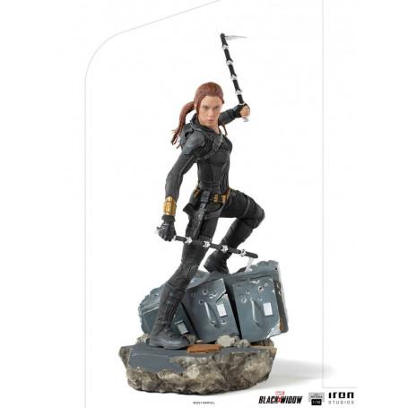 Iron Studios - Black Widow - Natasha Romanoff BDSArt Scale