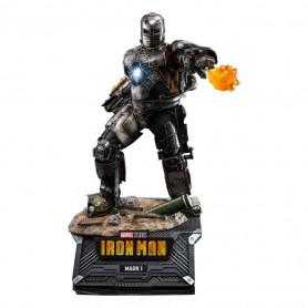 Hot Toys Iron Man Mark I Die Cast Version - Movie Masterpiece 1/6