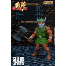 Storm Collectibles - Golden Axe - Gilius Thunderhead & Chickenleg